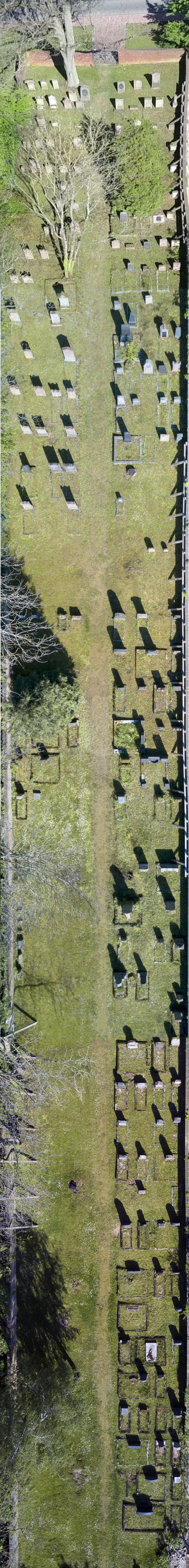 Friedhofsplan